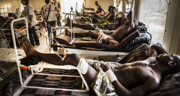 Los musulmanes de la República Centroafricana se ven forzados al éxodo