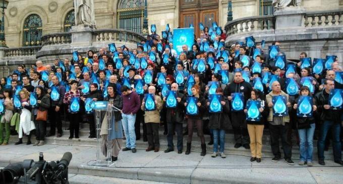 Desconvocada la marcha contra la dispersión de los presos vascos