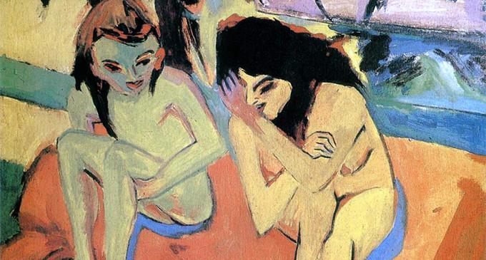 El expresionismo literario alemán