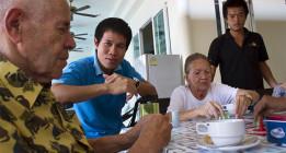 Alemania y Suiza exportan ancianos al sudeste asiático