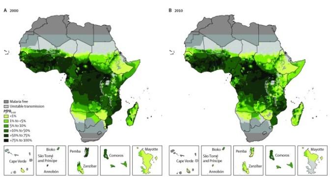 184 millones de africanos tienen un alto riesgo de morir por la picadura de un mosquito