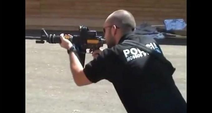 La Policía recibe instrucción en Israel sobre técnicas de seguridad ciudadana