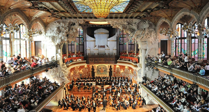 Los saqueadores confesos del Palau de la Música afrontan su primer juicio