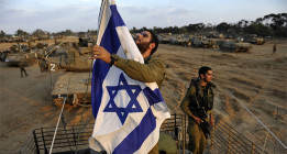 Israel amenaza con alargar su ofensiva sobre Gaza hasta septiembre