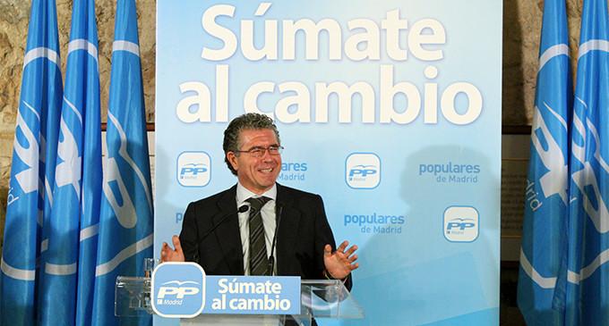 Robaron (presuntamente) perteneciendo al Partido Popular