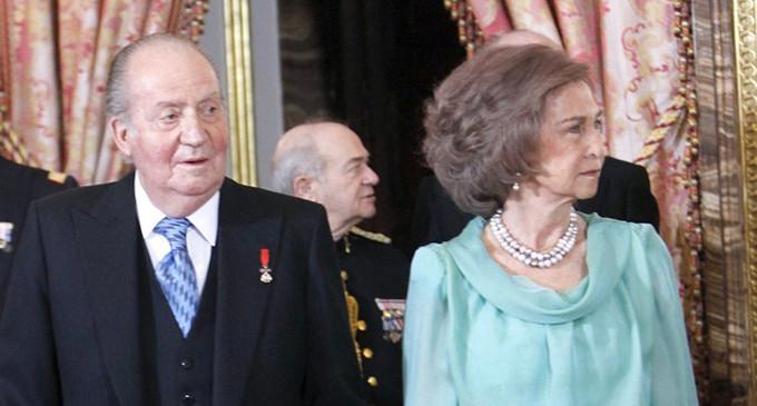 El rey pone sueldo a la reina y a Letizia pero no publica su patrimonio