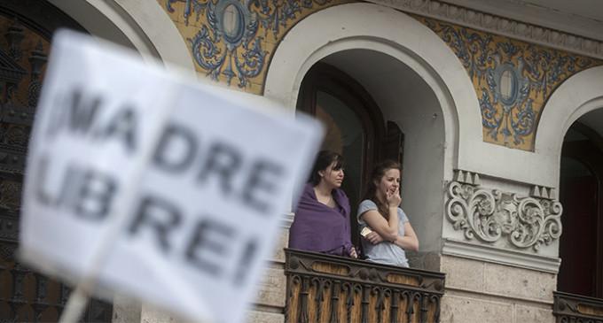 El PP registra su nueva reforma de la Ley del Aborto