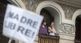 Miles de personas claman de nuevo en Madrid contra la reforma de la ley del aborto