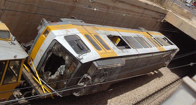 La jueza pide a FGV las piezas del tren siniestrado el 3 de julio de 2006