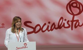 TVE ningunea a Susana Díaz