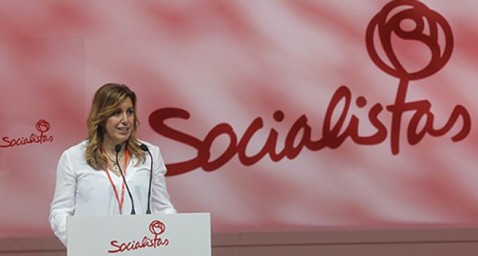 Susana Díaz tendrá que elegir entre Podemos y PP para gobernar