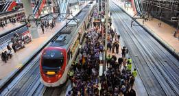 El Tren de la Libertad llega a Madrid para defender el derecho al aborto