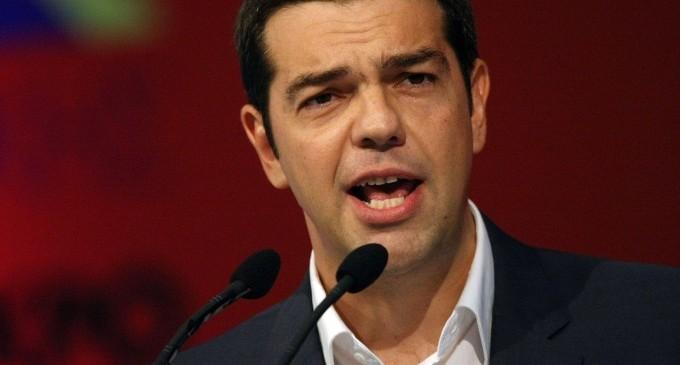 """Tsipras: """"El dinero que se le ha dado a Grecia nunca le ha llegado al pueblo griego"""""""