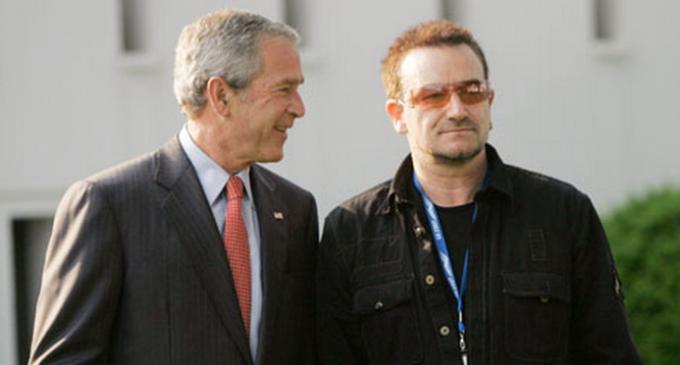 Bono, el relaciones públicas del capitalismo