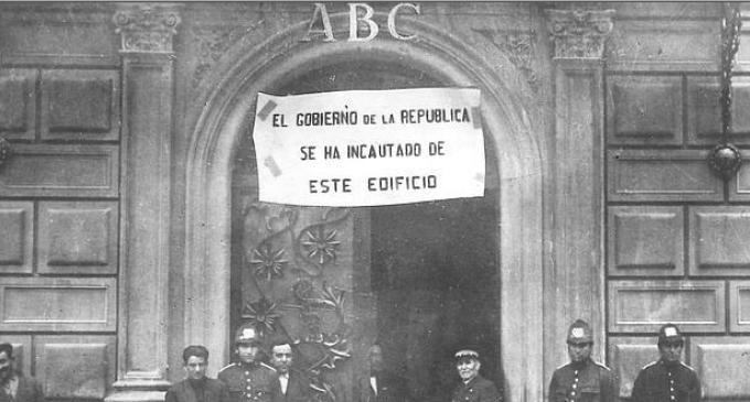<em>Cuando 'ABC' era rojo y republicano</em>