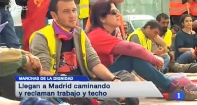 <em>Apagón informativo en TVE sobre las marchas del 22-M</em>