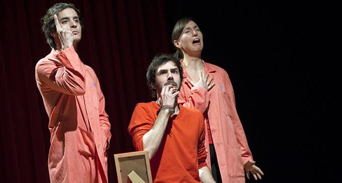 'Orgullo' contra la depresión en el Teatro Alfil