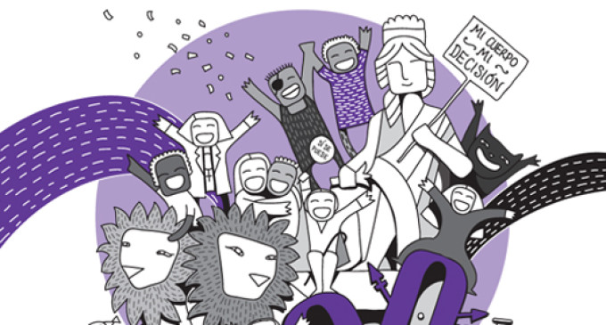 <em>Más allá del 8 de marzo: una quincena de lucha feminista en Madrid</em>