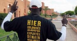 """Marruecos se moviliza contra el racismo al grito de """"no me llamo negro"""""""