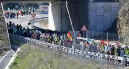 """Vamos a llegar a Madrid para golpear al Gobierno y a este sistema"""