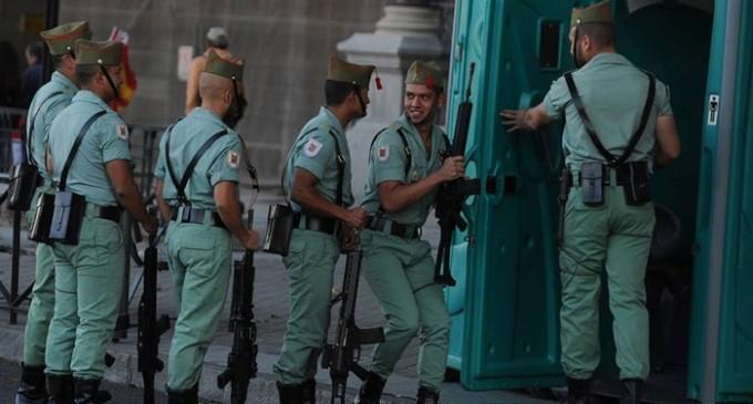 Más de 40.000 aspirantes para 2.000 plazas en el Ejército