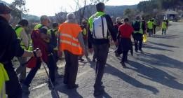 La mayoría de las 'marchas de la dignidad' camina ya hacia Madrid