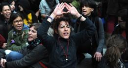 <em>Europa 2013: 4 millones de mujeres violadas, 13 millones golpeadas y 9 millones acosadas</em>