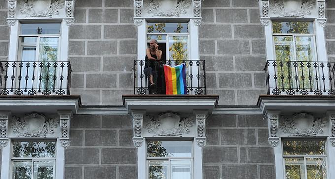 <em>Votar contra la homofobia en Europa</em>