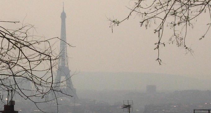 Las restricciones de tráfico en París, un parche para reducir la contaminación