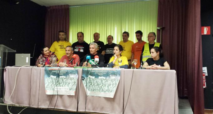 """Los organizadores esperan que las marchas sean un """"15-M multiplicado"""""""