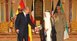Los derechos humanos en los países que visitó el rey Juan Carlos
