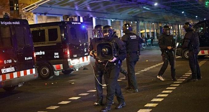 Nuevas armas sustituyen a las balas de goma en Cataluña a partir de hoy