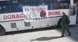 Un voluntario impugna el convenio de donaciones de Cruz Roja en Madrid