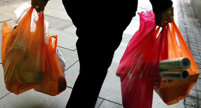 Algunos problemas actuales en el reciclado de plásticos: Bolsas