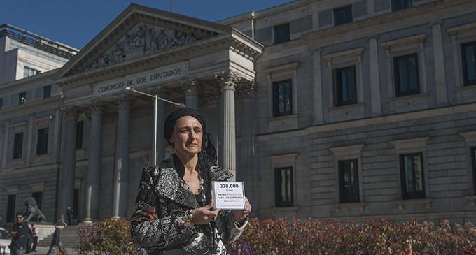 Beatriz Figueroa gana su batalla a la Seguridad Social