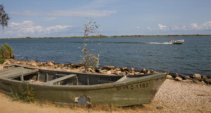 El Delta del Ebro lanza un grito por su supervivencia