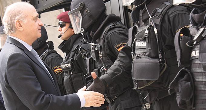Interior cesa a un jefe de la UIP por la gestión del operativo del 22-M