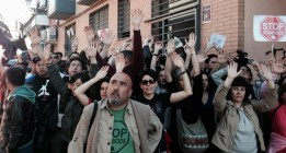 """La PAH ocupa un nuevo edificio del """"banco malo"""" en Vallecas"""