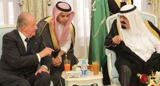 Juan Carlos I repite viaje de negocios en el Golfo Pérsico