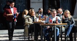 Tres gráficos que muestran la creciente precarización del trabajo en España