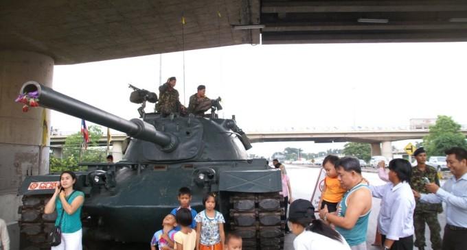 Incertidumbre en Tailandia tras el golpe de Estado