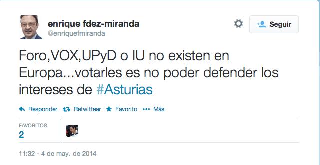 Enrique Fernández Miranda FORO UPyD