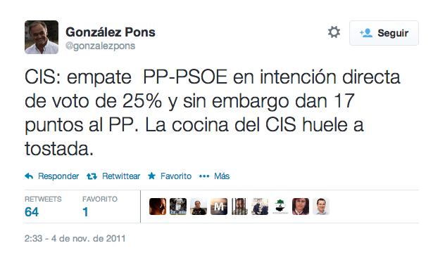 González Pons CIS