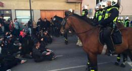 Repique de campanas para alertar sobre el peligro de una marcha neonazi en Suecia
