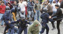 Antidisturbios: una formación deficiente