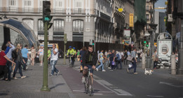 Madrid lanzará este mes una red pública de bicicletas eléctricas