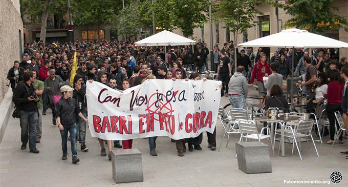Can Vies, el ayuntamiento de CiU retrocede