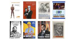 Carteles electorales, aberraciones de ayer y de hoy