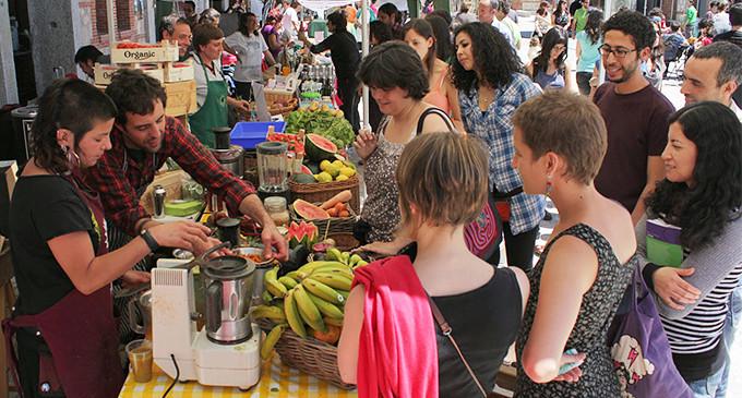 La economía solidaria de Madrid, a punto para su II Feria