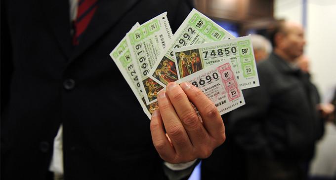 España vende lotería en Andorra sin regulación